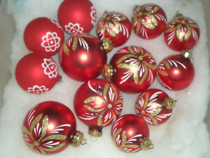 Vintage Christmas tree ornaments Regina Regina Area image 3