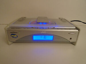 JVC AM-FM CD MUSIC SYSTEM