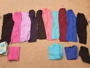 Women's nursing scrubs
