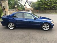 LOW MILEAGE LEXUS IS 200 SPORT 6 speed Px welcome