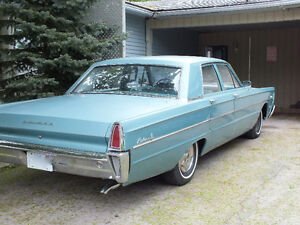 1965 mercury rideau 500 hard top for sale