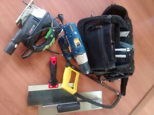 Tool belt/case full of tools for sale