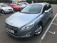2011 (11) Peugeot 508 SW 1.6 HDi FAP Active Automatic 6 Months Warranty Included