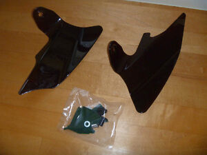 HARLEY HEAT SHIELD/DEFLECTOR