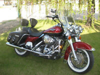 2007 HARLEY DAVIDSON ROAD KING, *** PRICED FOR QUICK SALE ***