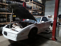 15th Anniversary Trans Am Orig. T5 Car w / 305 HO