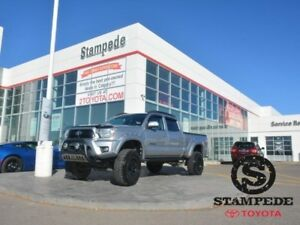 2014 Toyota Tacoma 4WD DOUBLE CAB V6 AUTO TRD SPORT MONSTER TRUC