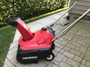 Honda Snowblower