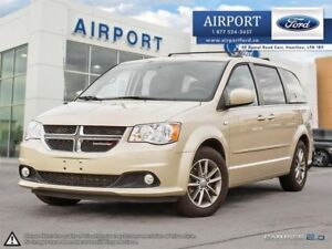 2014 Dodge Grand Caravan SXT 30th Anniv. Edition with only 97,77