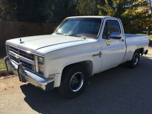 1987 Chevrolet Short box *Southern Truck