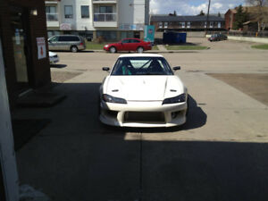 1989 Nissan 240sx s13 race prep rolling chassis for sale