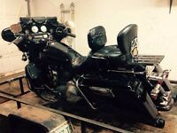 2002 flht seats for sale harley