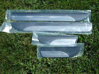 Stainless steel sill guards for  Honda Accord-4 door