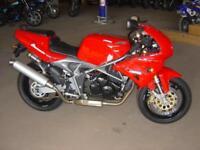 1999 Laverda DIAMANTE 668, Red, Excellent, History, MOT, Warranty