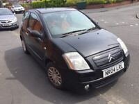 Citreon c2 diesel,1.4, good condition inside and out,£899.