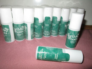 18pk, personal size NORTH WOODS lotions