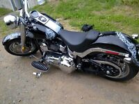 2011 Harley Davidson Fatboy ONLY 5500kms *PRICE REDUCED*