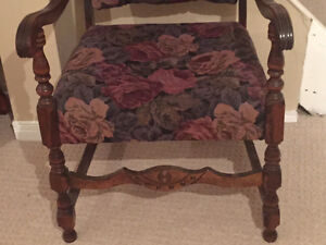 Antique armchairs London Ontario image 4