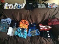 Boys size 4 shirts