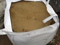FREE BUILDERS SAND ABOUT 75kg