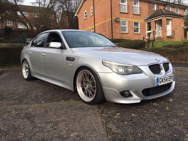 2004 bmw 530d sport m5 rep modified remapped turbo in. Black Bedroom Furniture Sets. Home Design Ideas