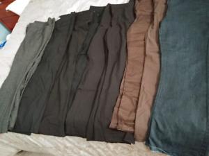 Size 16/17 pant lot