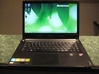 "Lenovo Touch Screen Laptop, AMD A6, 4GB RAM, 500GB HDD, 14"" LED"
