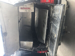 Slide out truck box