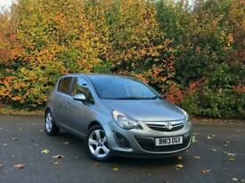 image for 2013 Vauxhall Corsa 1.2 Sxi A/C - ONLY 57867 MILES Hatchback Petrol Manual