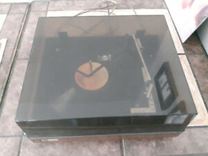 BSR record player turntable 33 45 78 RPM