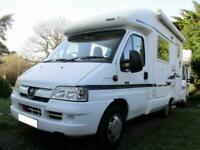 Dorset Motorhomes - Autosleeper Nuevo *SOLD*