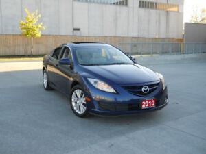 2010 Mazda Mazda6, Auto, Only144000km, Sunroof, warranty availab