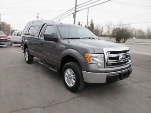 2013 Ford F-150 XLT 8-ft. Bed 4WD Peterborough Peterborough Area image 4