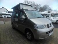 Auto Sleeper trooper four berth campervan for sale