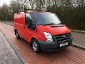 Ford Transit 2.2TDCi Duratorq ( 110PS ) 280S ( Low Roof ) 2008.75 280 SWB (2008)