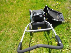 36V Yardworks battery operated lawn mower (non working)