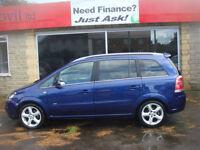 Vauxhall/Opel Zafira 1.9CDTi ( 120ps ) 2006MY SRi GUARANTEED CAR FINANCE