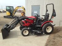 Yanmar Sub Compact Tractor Sale