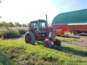 Wanted looking for a international tractor