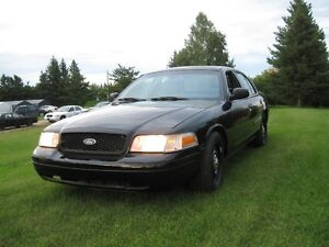 2010  and 2008 Ford Crown Victoria Police Package Sedan Strathcona County Edmonton Area image 7