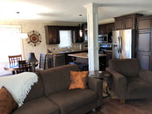 Spacious corner townhouse with attached garage in Dieppe!