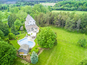 Amazing home situated on a private 1.17-acre property!