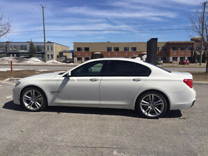 2012 BMW 7-Series 750i Sedan XDrive M Pkg