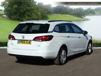 2016 Vauxhall Astra 1.6 CDTi Tech Line Sports Tourer 5dr
