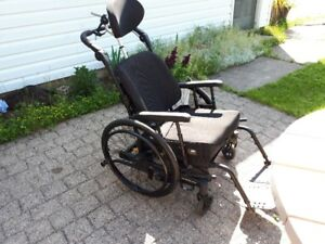 Bentley Wheelchair (used less than 6 months)
