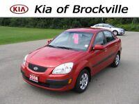 2008 KIA Rio LX M/T