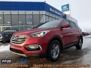 2018 Hyundai Santa Fe Sport AWD  2.4 AWD-Dealer Demo-Bluetooth-H