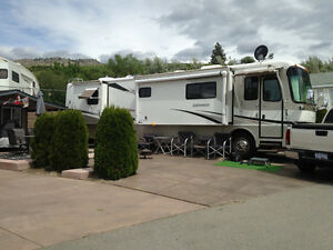 Osooyos water front RV lot