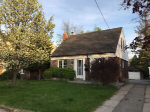 Upper Beaches/East York Detached House for rent ASAP