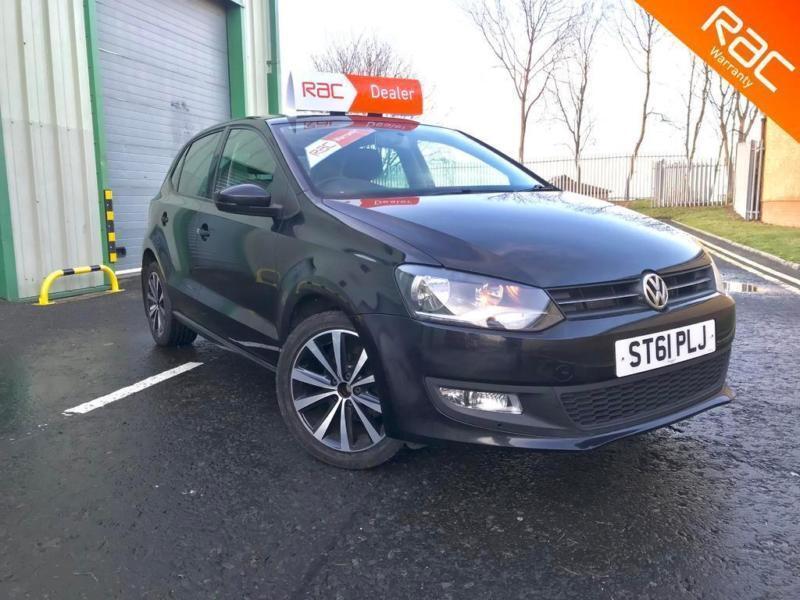 2012 Volkswagen Polo 1 2 Tdi Mil 80k Fsh 20 Road Tax 6